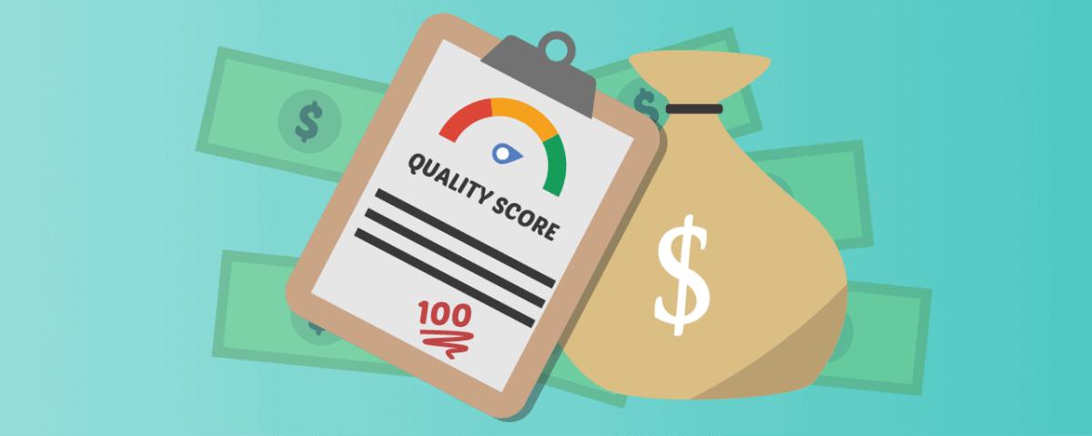 quality score report