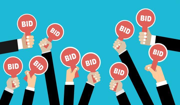 bidding on google ads