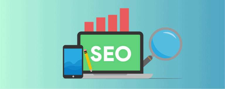 How to write SEO featured image