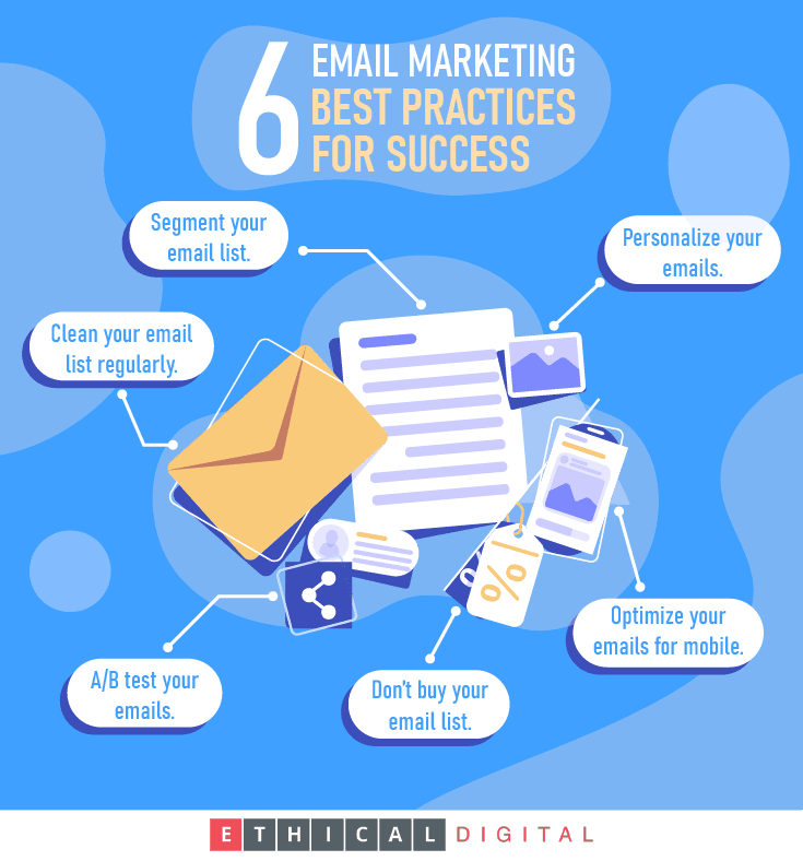 6 Email Marketing Best Practices for Success